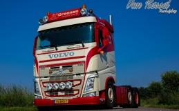Volvo FH Croonen, Druten