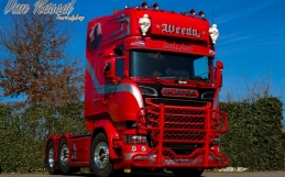 Scania R Weeda, Klundert